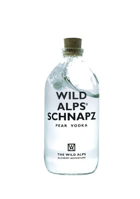 The Wild Alps Vodka - Schweiz